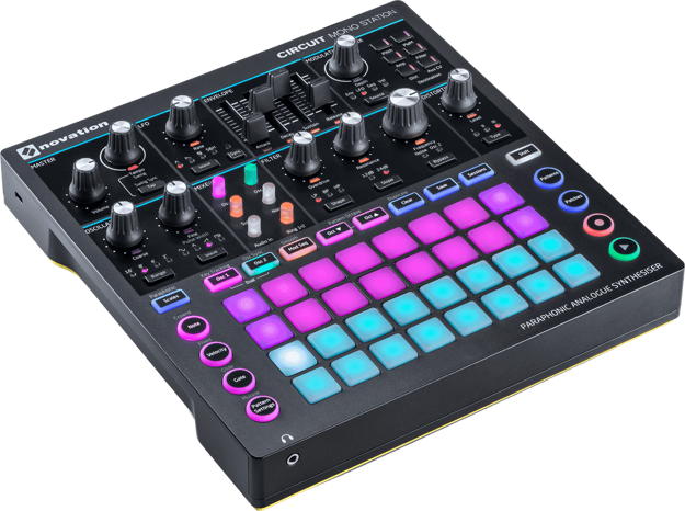 VINTERSALG | Novation CIRCUIT-MS