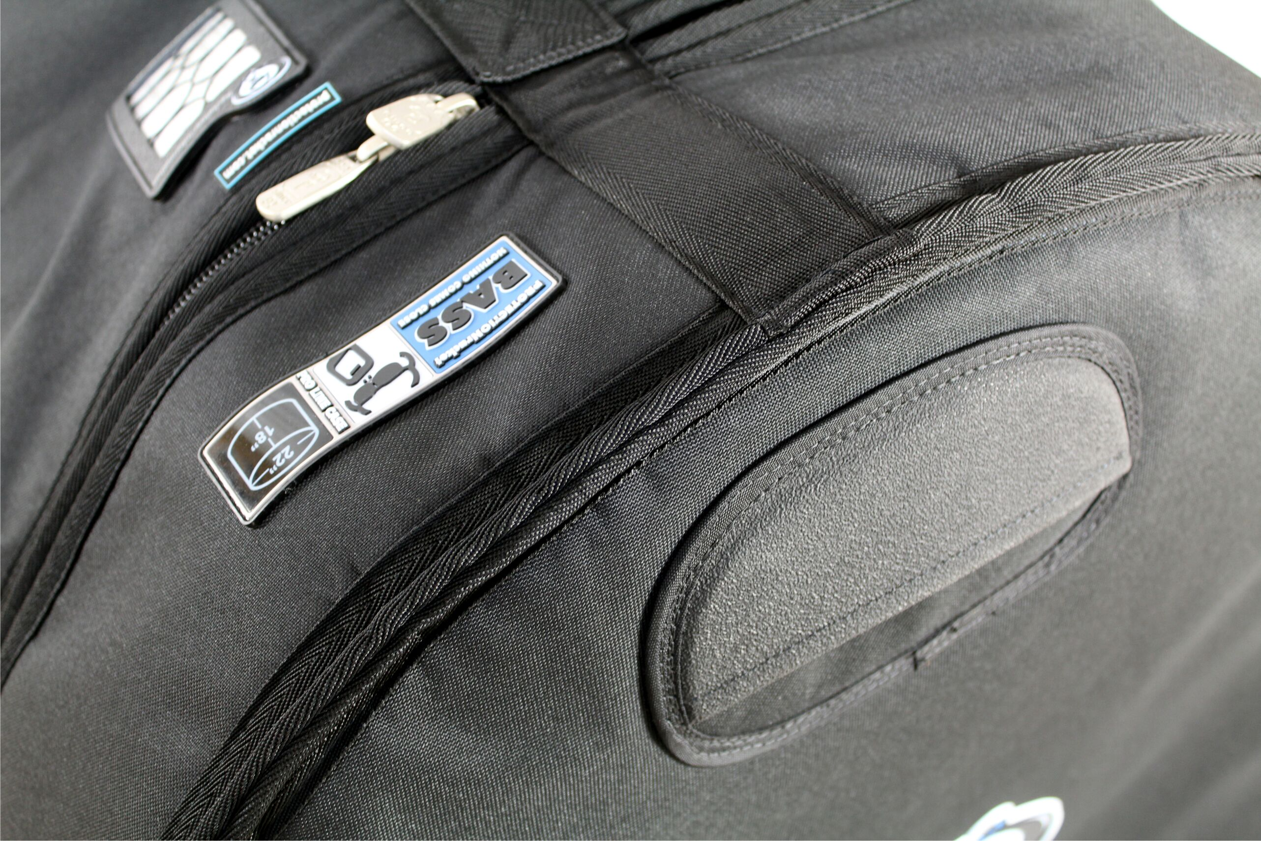 """Protection Racket 162400 24"""" x 16"""" Bass Drum Case"""