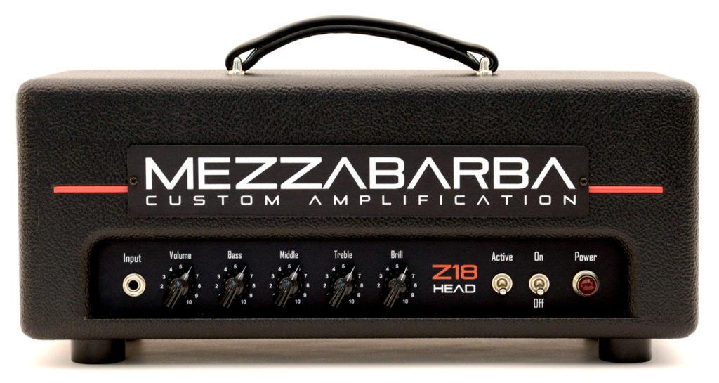 Mezzabarba  - Z18 Head