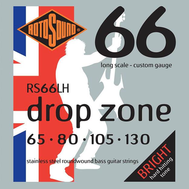 Rotosound RS66LH Swing Bass 66 - Drop Zone 65-130