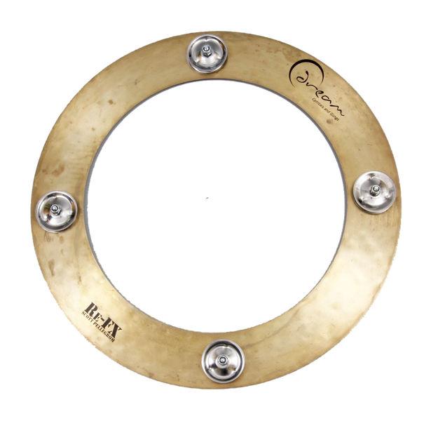"Dream Cymbals Scott Pellegrom Crop Circle with jingles - 14"""