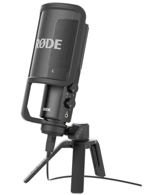 Røde NT-USB Studiomikrofon