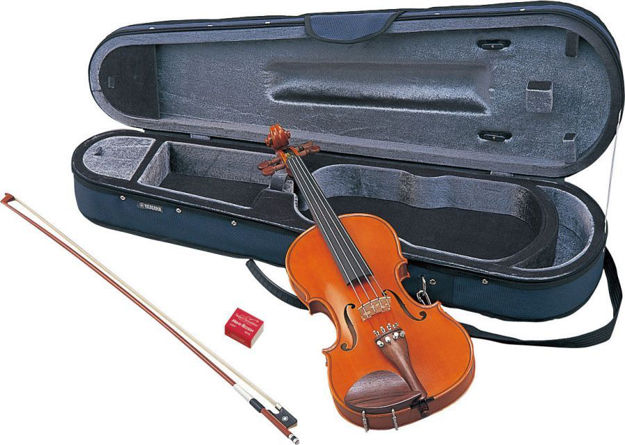 Yamaha V5SA12 Violin Set/Case/Bow/ Size 1/2