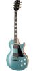Gibson USA Les Paul Modern | Faded Pelham Blue Top Left hand