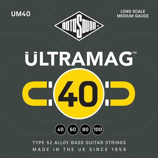 Rotosound UM40 Ultramag Bass 40-100