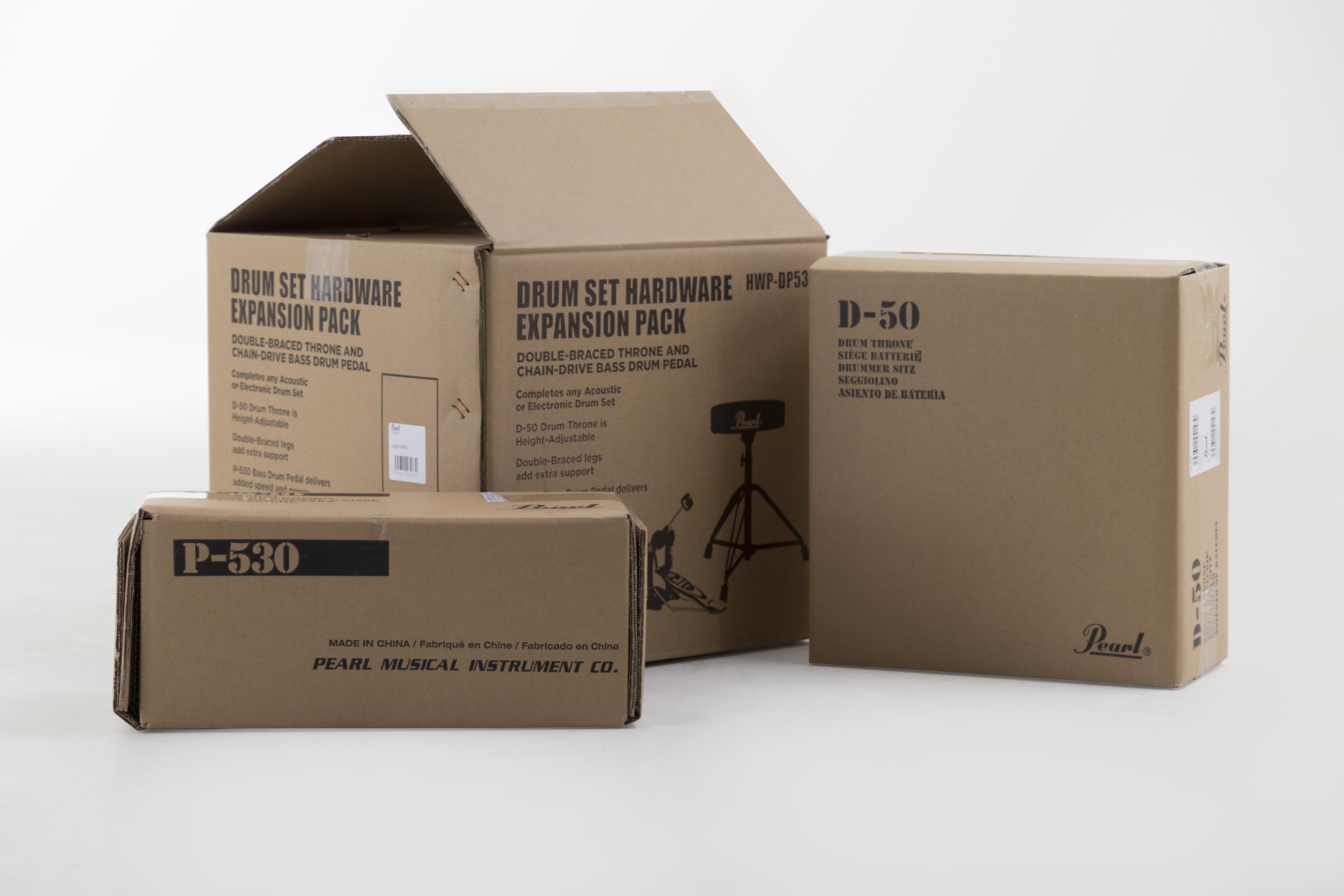 Pearl HW Pack Throne/Pedal Package |