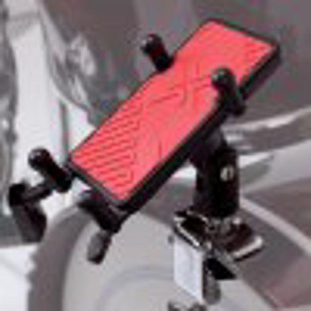 Gibraltar Bass drum Bass Drum Smart Phone Mount - SC-BDSPM