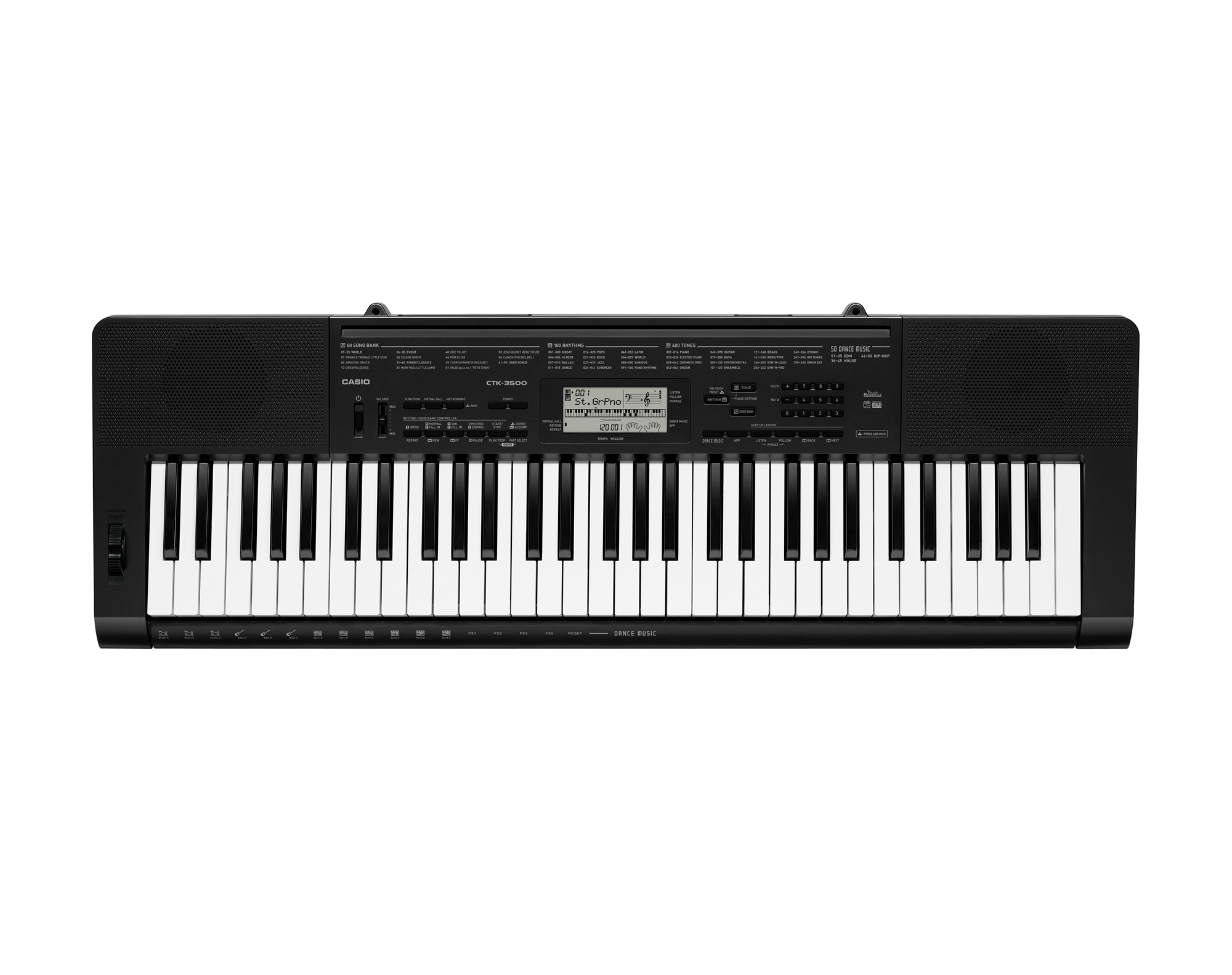 Casio CTK-3500 Keyboard