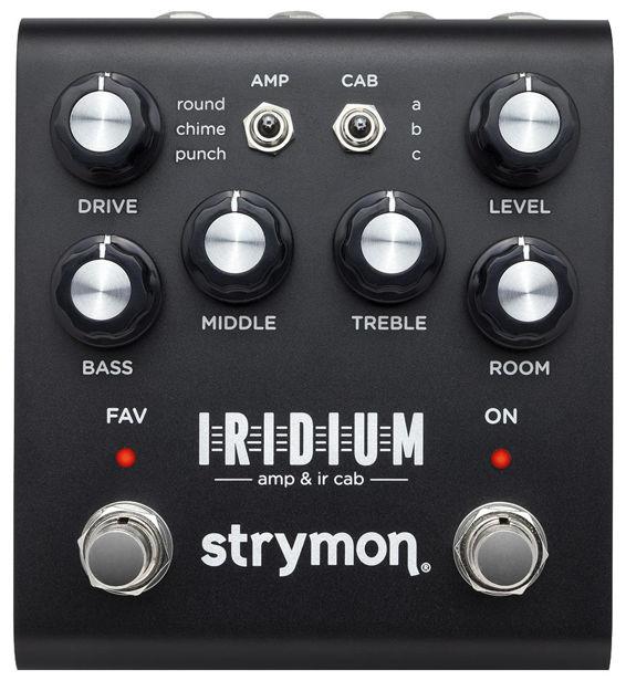 Strymon Iridium Amp and IR Cab simulator