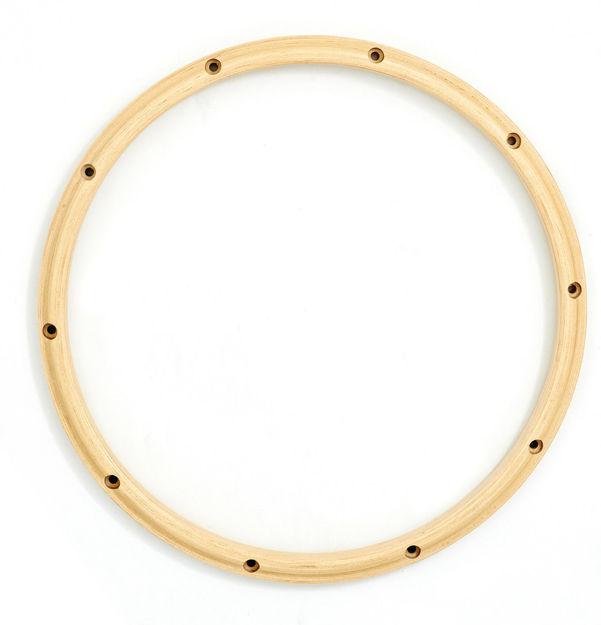 Gibraltar Wooden hoops Snare Batter Side Hoops - SC-1408WTT
