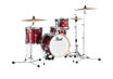 Pearl Midtown Series 4-pc. Shell Pack  | Black Cherry Glitter 16x14/10x7/13x12/13x5.5S