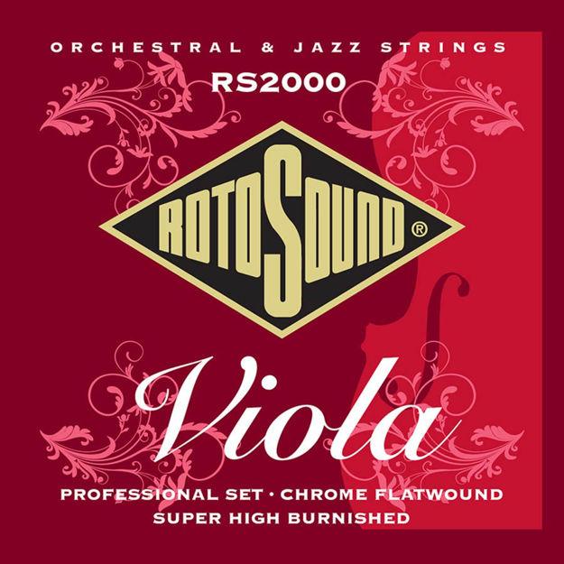 Rotosound Viola Set