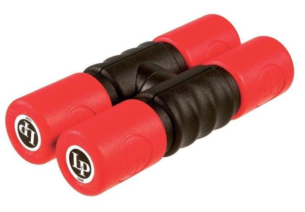 Latin Percussion LP441T-L Twist Shaker - Loud / Red