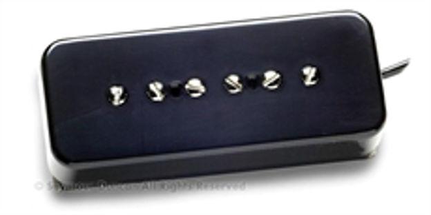 Seymour Duncan STK-P1n P90 Soapbar Stack Blk LLT