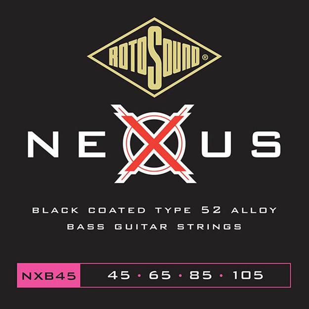 Rotosound NXB45 Nexus Coated Bass 45-105