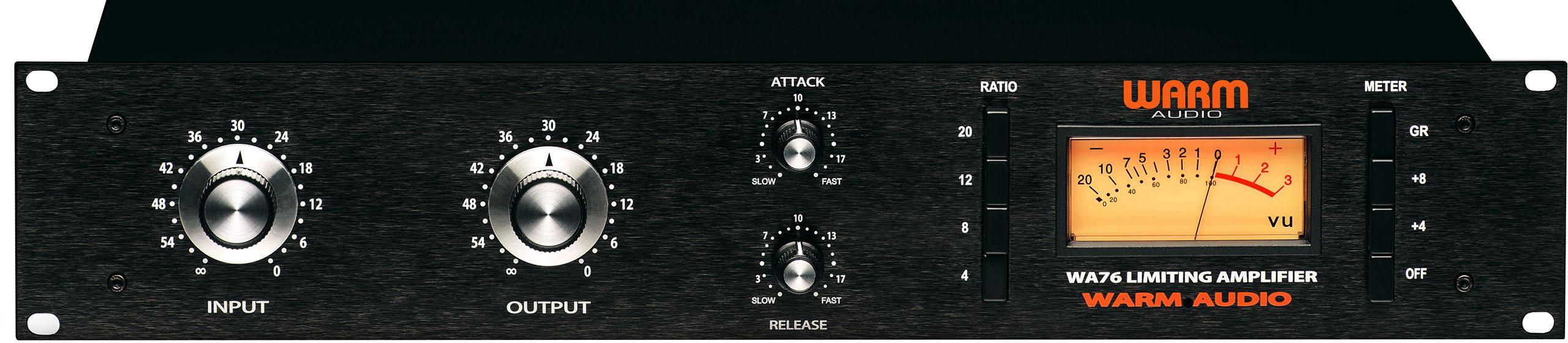 Warm Audio WA76 - 1-Channel Fet Compressor