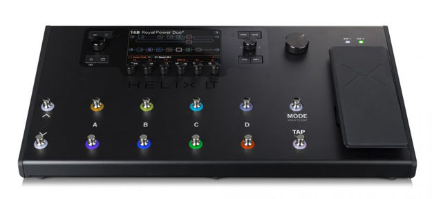 Line 6 Helix LT Amp Fx Processor