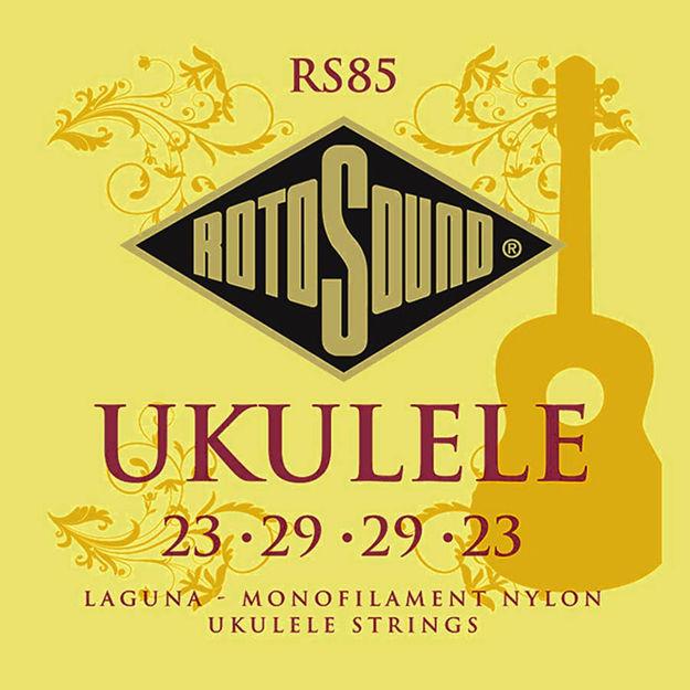 Rotosound RS85 Nylon Monofilament Ukulele Set