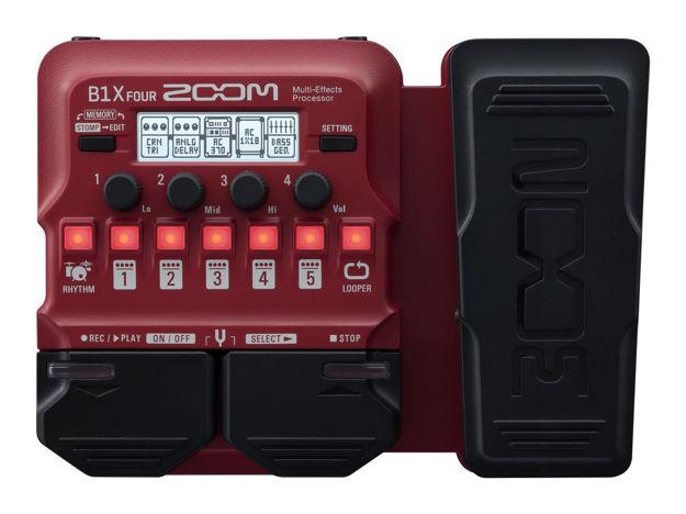 ZOOM Bass Multi-Effects Processor