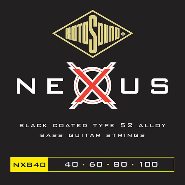 Rotosound NXB40 Nexus Coated Bass 40-100
