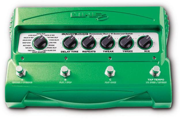 Line 6 DL4 Guitar Effect Proccessor