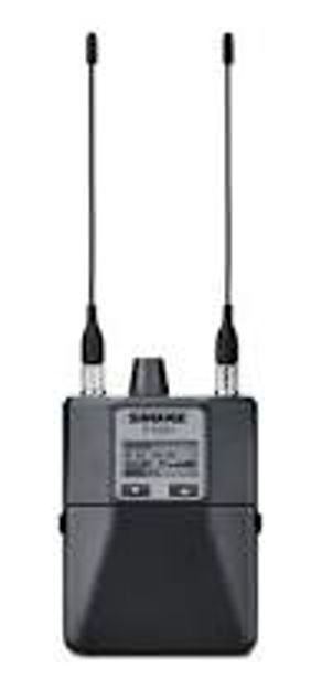 Shure PSM1000+ Bodypack Receiver Rechargeable (626-698MHz)