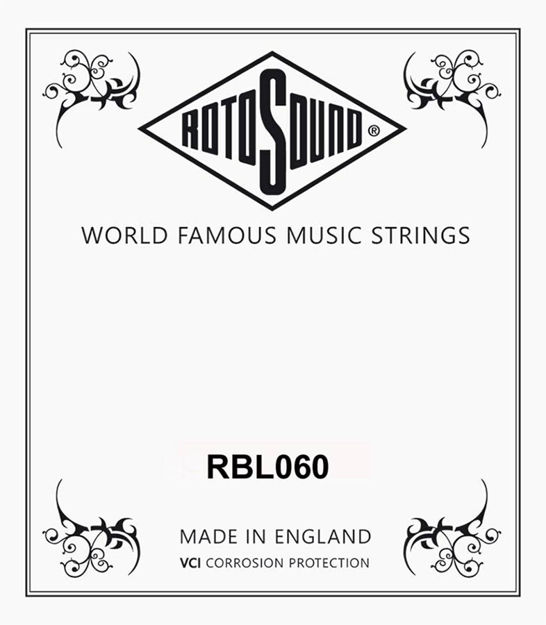 Rotosound Nickel Bass Single 060