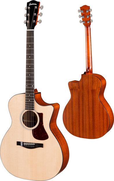 Eastman AC122-1CE, Natural