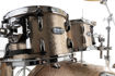 Pearl Masters Maple Complete 5-piece Shell Pack | Bright Champagne Sparkle