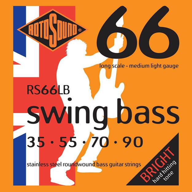 Rotosound RS66LB Swing Bass 66 - 35-90