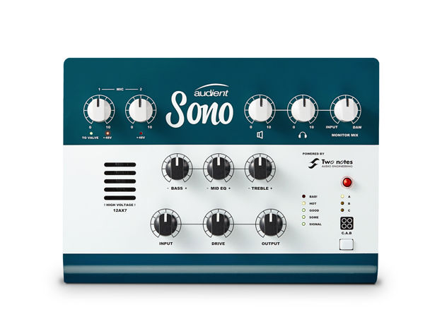 AUDIENT SONO - Guitar Recording Interface