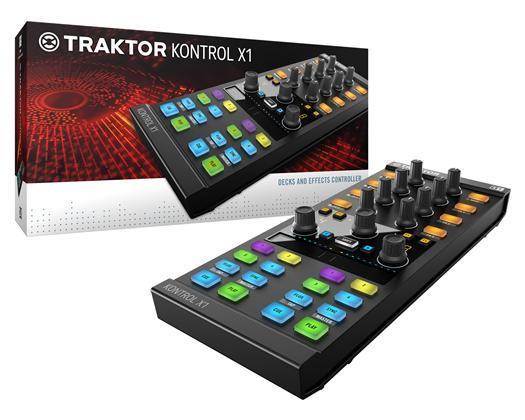 Native Instruments Traktor Kontrol X1 MK2