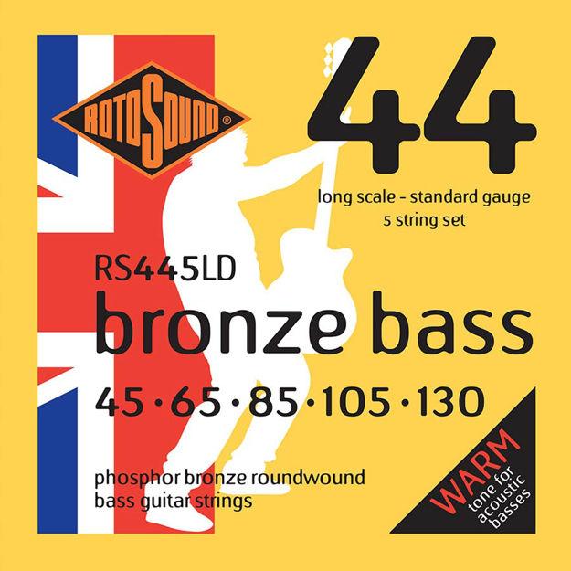 Rotosound RS445LD Bronze Bass 44 - 5-str 45-130