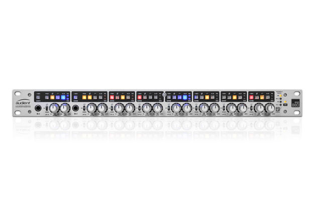 AUDIENT ASP880 - 8 kanalers mikrofon-preamp