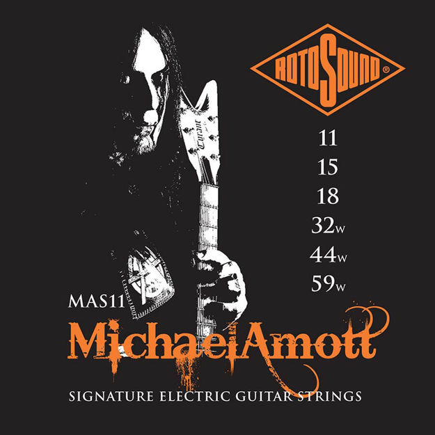 Rotosound MAS11 Michael Amott Signature 11-59