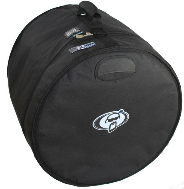 """Protection Racket 172200 22"""" x 17"""" Bass Drum Case"""