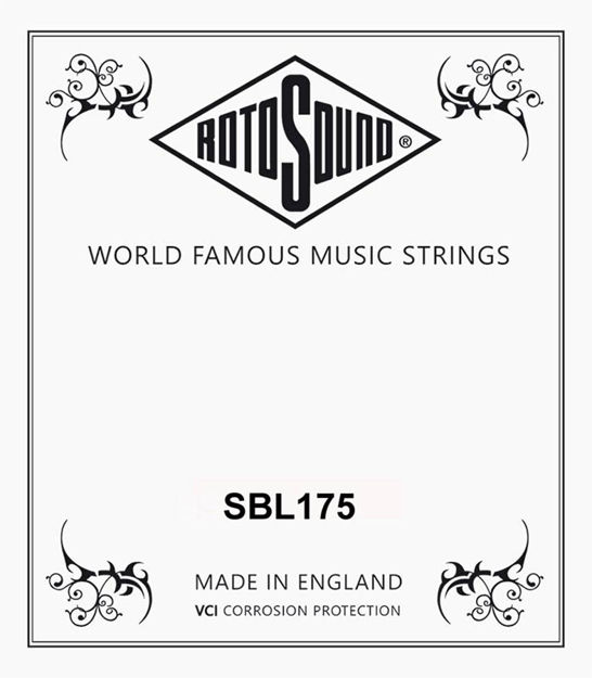 Rotosound Stainless Steel Single 175