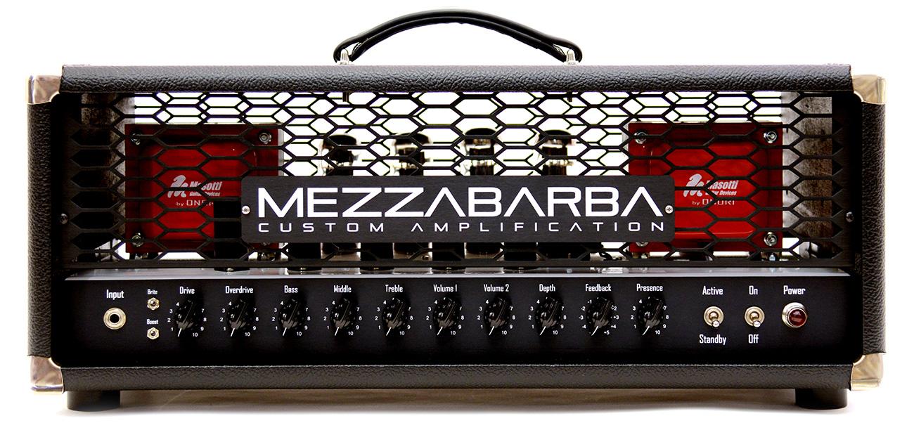 Mezzabarba  - M ZERO Overdrive