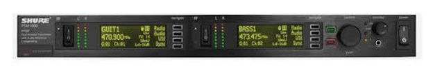 Shure PSM1000 Dual-Channel Transmitter (554-626MHz)