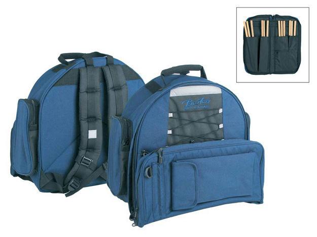 Boston DBL-14-SBP | Deluxe Snare Drum Bag w. Stickbag