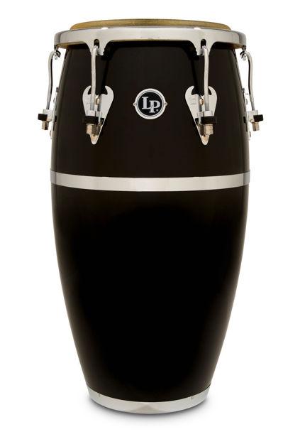 "Latin Percussion M650S-BK Conga Matador Fiberglass - Quinto 11"""