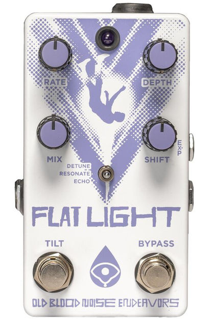 Old Blood Noise Endeavors - Flat Light - Flanger Pedal