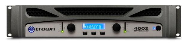 Crown XTi 4002 | forsterker, 2 x 1200W i 4ohm