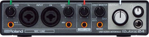 Boss RUBIX24 USB AUDIO INTERFACE