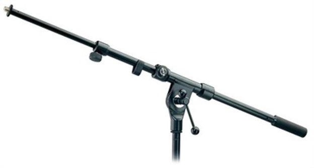 König & Meyer 211/1B BOOM ARM BLACK