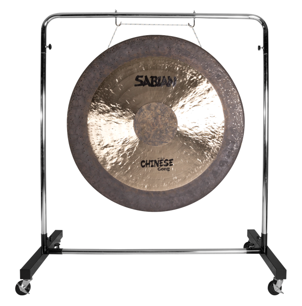 Sabian Large Economy Gong Stand w/ Wheels