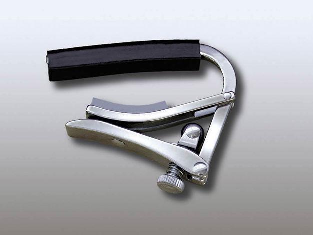 Shubb S1 Deluxe Series Capo - Steel Stringed Guitar