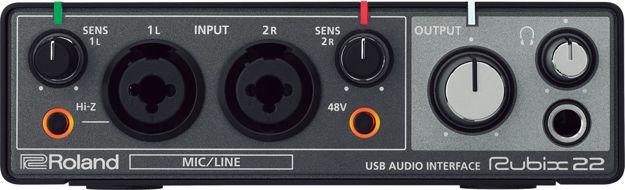 Boss RUBIX22 USB AUDIO INTERFACE