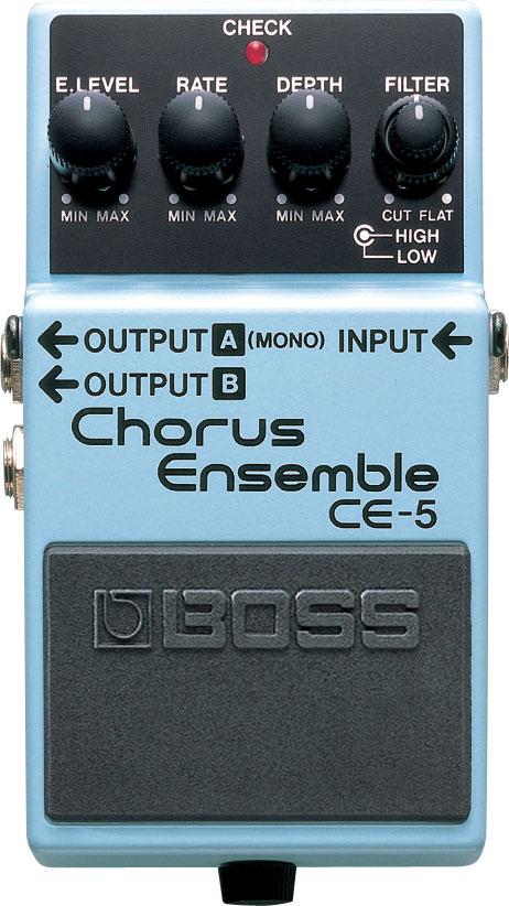 Boss CE-5 STEREO CHORUS