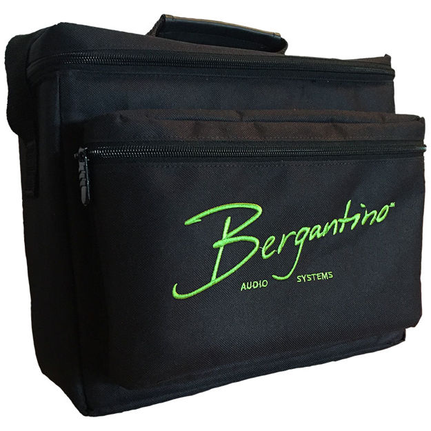 Bergantino Audio System - Amp Bag - Custom padded carry bag for B|Amp and Forté amplifiers